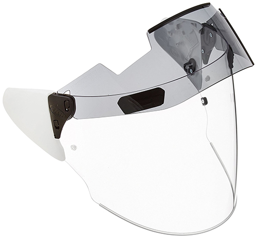 Arai VAS-Z Pro-Shade Kit Glass-White for VZ-Ram, SZ-R VAS Helmet