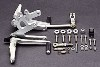 Coerce Rear Sets CBR400RR NC29