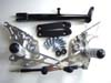 WR'S Type-R Rear Sets XJR1300, XJR1200