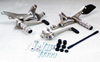 WR'S Type-TS Rear Sets 09-YZF-R1